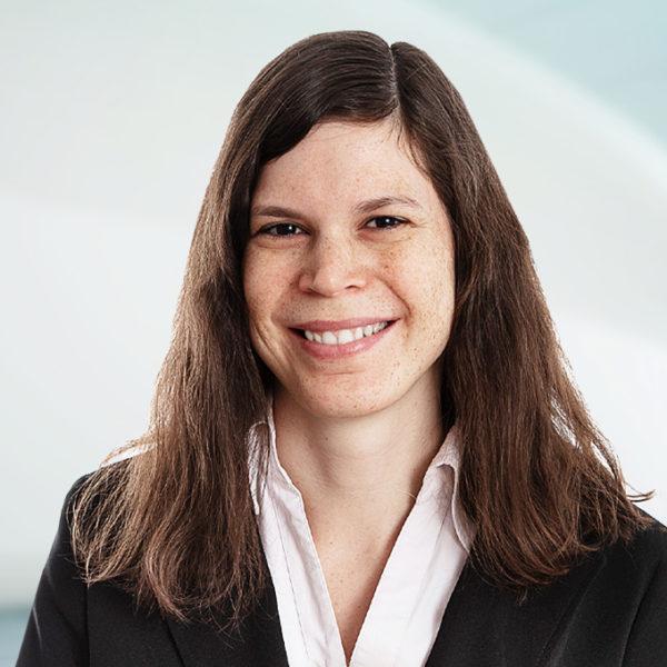 Nadia Allemann, Curia Treuhand AG