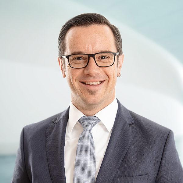 Flavio Andri, Curia Treuhand AG
