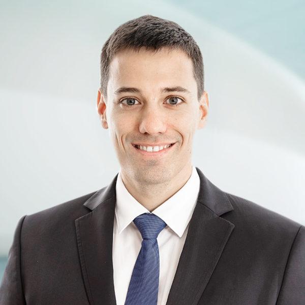 Mathias Caprez, Curia Treuhand AG