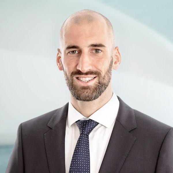 Tobias Simmen, Curia Treuhand AG